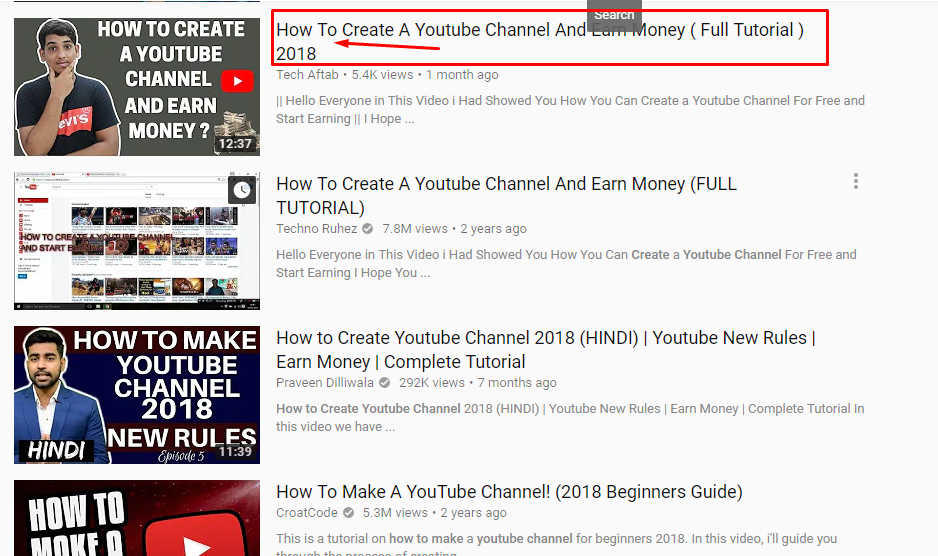 Step 2 How to Download YouTube Videos in Laptop PC